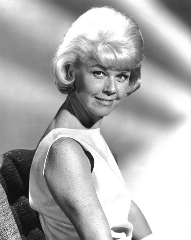 Doris Day unsigned Vintage B&W 8x10 Photo