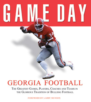 Georgia Bulldogs Football Game Day Book Athlon Sports