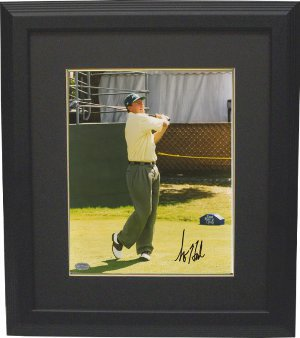 Scott Hoch signed Golf 8x10 Photo PGA Golf Custom Framed- Mounted Hologram