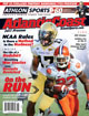 Athlon Sports 2011 College Football ACC Preview Magazine- Clemson Tigers Cover