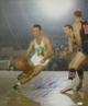 Bob Cousy signed Boston Celtics 16x20 Photo- JSA Hologram