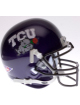 TCU Horned Frogs unsigned Schutt 2011 Rose Bowl Logo Full Size Replica Helmet- 13-0 Perfect Season