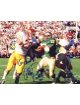 Allen Pinkett signed Notre Dame Fighting Irish 8x10 Photo GO Irish- Steiner Hologram