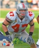 AJ Hawk signed Ohio State Buckeyes 8x10 Photo