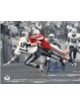AJ Hawk signed Ohio State Buckeyes 8x10 Spotlight Photo