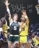 Bill Walton signed Boston Celtics 16x20 Photo HOF 93