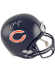 Jim McMahon signed Chicago Bears Full Size Replica Helmet- PSA Hologram