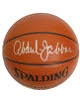 Kareem Abdul-Jabbar signed Indoor/Outdoor Basketball- PSA Hologram (Los Angeles Lakers)