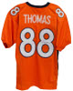 Demaryius Thomas signed Denver Bronocs Orange Prostyle Jersey- PSA Hologram
