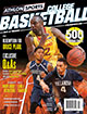 2014-15 Athlon Sports College Basketball Preview Magazine- Maryland Terrapins/Georgetown Hoyas/Villanova Wildcats Cover