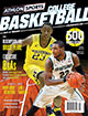 2014-15 Athlon Sports College Basketball Preview Magazine- Michigan Wolverines/Michigan State Spartans Cover