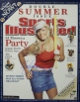 Jennie Finch signed Olympic Team USA 16X20 Sports Illustrated Cover July 11, 2005 w/ USA