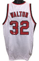 Bill Walton signed White TB Custom Stitched Basketball Jersey XL- JSA Hologram