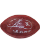 Hines Ward signed signed Official NFL New Duke Football SB XL MVP- Steiner Hologram (Pittsburgh Steelers)