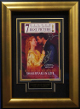 Gwyneth Paltrow signed Shakespeare in Love 22X30 Masterprint Poster Custom Gold Framed 2 sigs (movie/entertainment/photo)