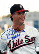 Ron Kittle signed Chicago White Sox 8x10 Photo 83 AL ROY #42