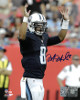 Marcus Mariota signed Tennessee Titans 8X10 Photo #8 (TD Hands-up Celebration)- Mariota Hologram