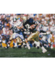 Ricky Watters signed Notre Dame Fighting Irish 16x20 Photo #12 (horizontal)