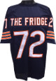 "William Perry ""The Fridge"" Chicago Bears unsigned Navy TB Prostyle Jersey XL"