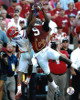 Amari Cooper signed Alabama Crimson Tide 8X10 Photo #9 (vertical catch vs Florida)