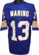 Dan Marino Pittsburgh Panthers unsigned Navy Blue TB Custom Jersey XL