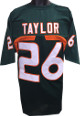 Sean Taylor unsigned Green TB Custom Stitched Football Jersey XL