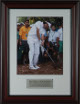 Bubba Watson unsigned 8x10 Photo 2012 Masters Custom Framed Pinstraw Vertical