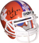 Deshaun Watson signed Clemson Tigers Schutt Authentic Mini Helmet 2016 National Champs Logo (on front) #4