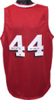 Frank Kaminsky signed Red w/ Shadow #'s Custom Stitched College Basketball Jersey #44 15 NCAA POY XL-Schwartz Hologram