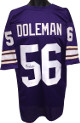 Chris Doleman signed Purple TB Custom Stitched Pro Style Football Jersey HOF 12- JSA Hologram