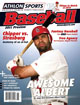 Albert Pujols unsigned Athlon Sports 2011 MLB Baseball Preview Magazine- St. Louis Cardinals Cover