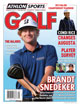 2013 Athlon Sports PGA Golf Preview Magazine- Brandt Snedeker/Tiger Woods/Phil Mickelson Cover