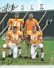 Dick Williams & Richard Pickens #34 dual signed Tennessee Volunteers 1960's 8x10 Photo
