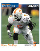 Rico McCoy signed Tennessee Volunteers All-SEC 8x10 Photo