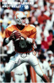 Andy Kelly signed Tennessee Volunteers QB Legend 4x6 Photo #8