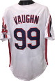 Charlie Sheen signed White Major League Ricky 'Wild Thing' Vaughn Custom Stitched Baseball Pro Style Jersey-PSA Holo (movie)