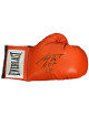 Larry Holmes signed Everlast Right Red Boxing Glove HOF 08