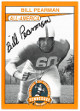 Bill Pearlman signed Tennessee Volunteers 100th Anniversary Football Trading Card #200 (1951 All American)