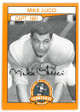 Mike Lucci signed Tennessee Volunteers 100th Anniversary Football Trading Card #242 (Captain 1961)