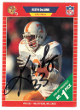 Keith DeLong signed 1989 NFL Pro Set Trading Card #513 (#1 Pick from Tennessee Volunteers)