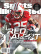 Melvin Gordon signed Wisconsin Badgers Sports Illustrated Full Magazine 12-8-2014 Red Alert #25