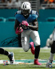 Derrick Henry signed Tennessee Titans 16x20 Photo #22 (black sig)- Henry Hologram