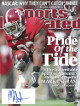 Mark Ingram signed Alabama Crimson Tide Sports Illustrated Full Magazine 11-30-2009 Pride of the Tide #22- Tri-Star Hologram