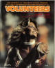 Tennessee Volunteers 1982 Football Media Guide/Program- cover wear-minor stains