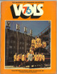 Tennessee Volunteers 1976 Football Media Guide/Program- cover wear