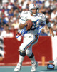 Dan Marino signed Miami Dolphins 8x10 Photo #13 (white jersey passing)- Marino/Mounted Memories Holograms