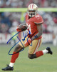 Frank Gore signed San Francisco 49ers 8x10 Photo #21 (red jersey)- PSA/JSA/BAS Guaranteed To Pass