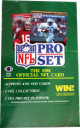 1990 Pro Set Series I Football Trading Card Sealed Wax Box (36 packs)