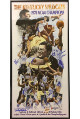 1978 Kentucky Wildcats National Championship 14.5x28.5 Signed Framed Poster (5-sigs) Jack Givens/Mike Phillips- JSA Guar to Pass