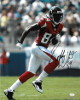 Roddy White signed Atlanta Falcons 16x20 Photo #84- JSA Hologram